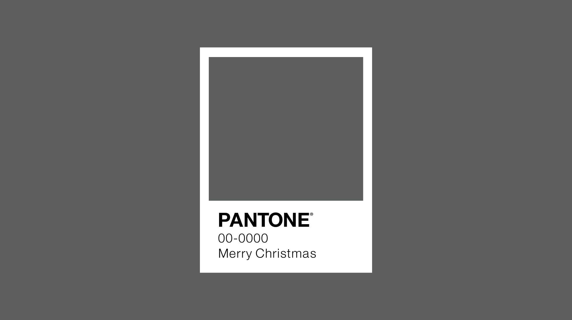 Pantone colour of the year design